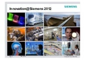 Siemens innovation