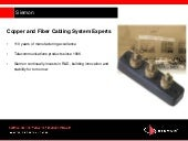 Siemon cabling products