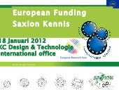 Siep european funding long term view