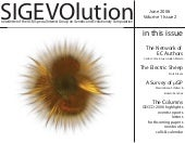SIGEVOlution Summer 2006