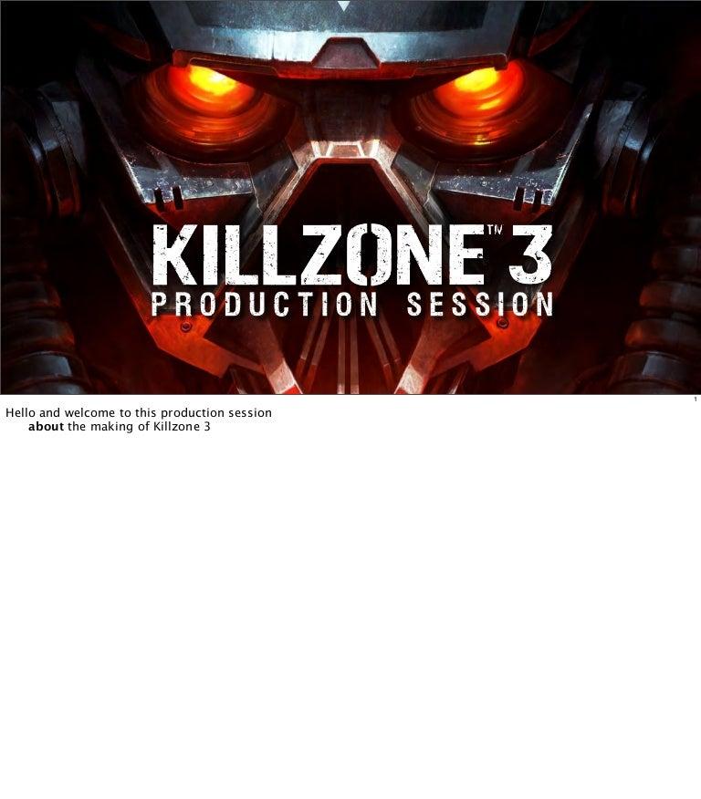 The Creation of Killzone 3