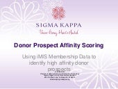 Sigma Kappa Donor Engagement Case Study