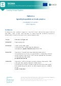 Legislative drafting workshop programme 26 May14 Montenegrin