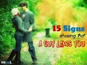 15 Signs That a Guy Likes You
