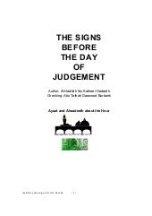 Signs Of The Day Of Judgement