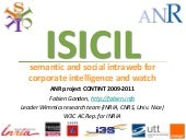 semantic and social intraweb for co...