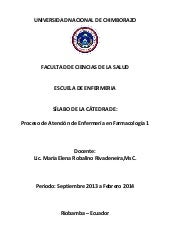 Silabo sep 2013 a feb 2014 farmacol...