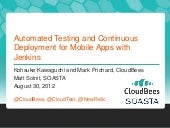 Automated Testing and Continuous De...