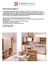 Silver  Kitchen  Brochure