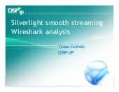 Silverlight Wireshark Analysis