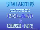 Similarities Between Islam   Christ...