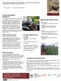 Intensifying maize-legumes systems through innovation platforms in Rwanda: Experiences from SIMLESA Project, 2012-2014