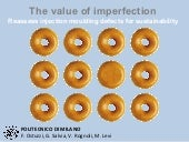 The value of imperfection - Il valo...