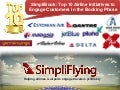 SimpliBook: Top 10 Airline Initiatives to Engage Customers in the Booking Phase