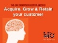 How to Acquire, Grow & Retain your customer