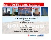 Risk Management Association\'s CRE ...