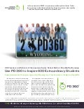 "PD 360 Ad ""Pine Bluffs, Wyoming"""