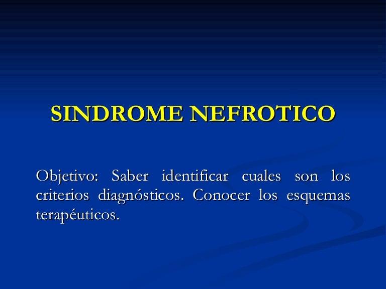 Sindrome Nefrotico En Pediatria Pdf Download