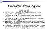 Sindrome uretral agudo rev.17