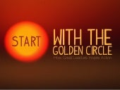 Studying Simon Sinek: Start With the Golden Circle