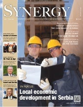 SYNERGY - QUARTERLY MAGAZINE OF THE...