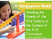 Singapore Math: Meeting the Needs o...