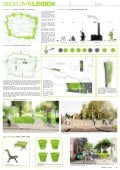 Latz + Partner, Singelpark Design Competition, poster