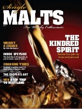 Single Malts  Magazine Issue 1