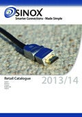 CATALOGO CABLES SINOX 2013