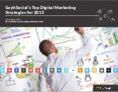 Digital Marketing Guide 2015