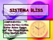 Sistema bliss power_point_(1)