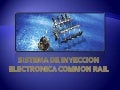 Sistema de inyeccion electronica common rail