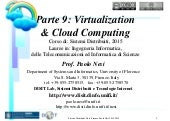 From Virtualization to smart cloud computing, 2014, distirbuted systems