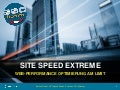 Site Speed EXTREME - SEOkomm 2014