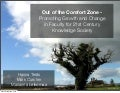 AACE SITE 2012: Out of the comfort zone