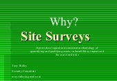 Security Site Surveys and Risk Asse...