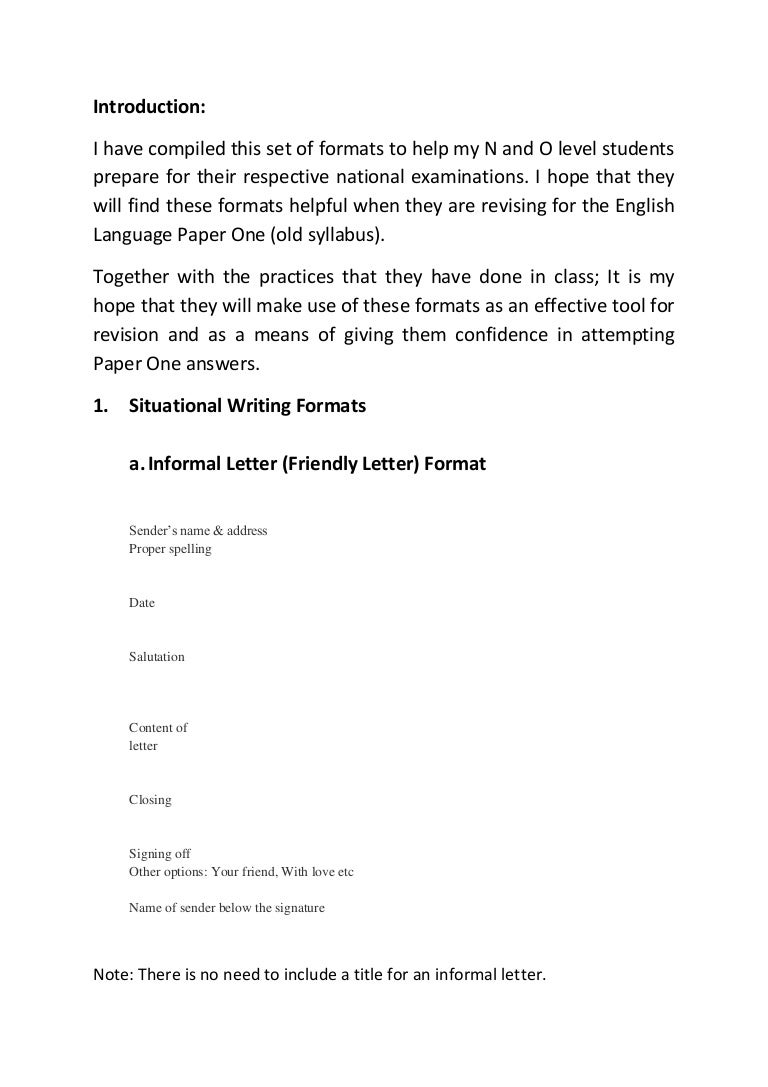 report style essay sport day report essay pmr how to write a – Formal Report Template