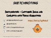 Sketchnoting - Capturing Ideas and ...