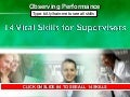 Supervisor Training PowerPoint Training for New Supervisors: New Supervisor Training for New Supervisors in 14 Vital Manager Skills
