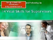 Supervisor Development Program | Su...