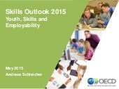 Skills Outlook 2015:  Youth, Skills and Employability