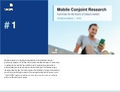 Mobile Choice-based Conjoint – A future promise or today's reality?