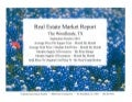 The Woodlands TX Real Estate Market Report - September/October 2010 - Prudential Gary Greene, Realtors
