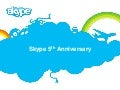Five Years of Skype: A Graphic History