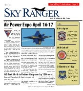 Sky Ranger 2011 April