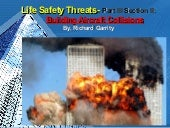 Skyscraper Security Mgt  Part III- Section II Life Safety Threats- Aircraft Collisions 2015