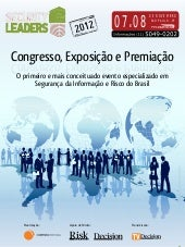 Congresso Security Leaders 2011