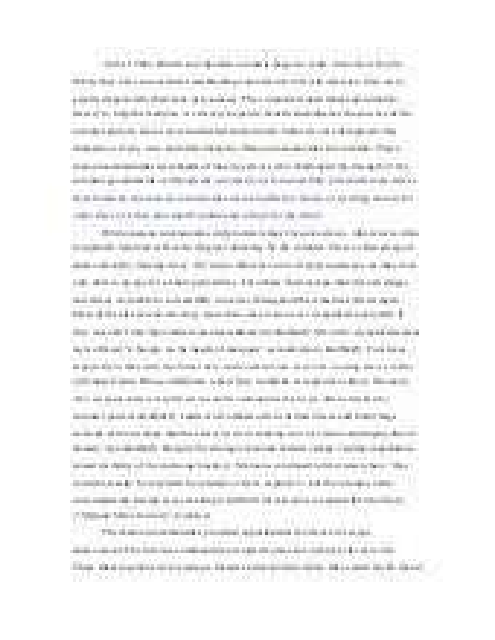 history essay template