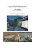 Second Life Community Convention Education Workshop 2006 Proceedings