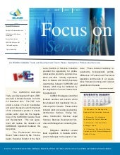 SLCSI Focus on Services eNewsletter...